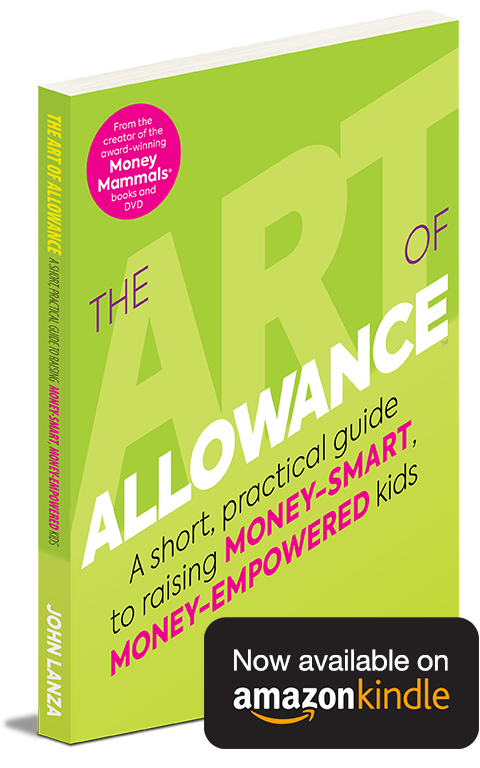 *NEW* - The Art of Allowance Book Image