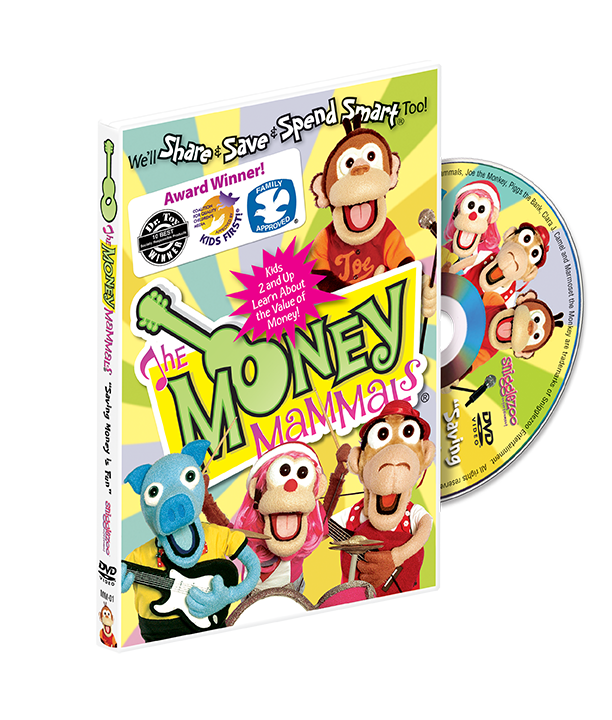 Money Mammals DVD Image