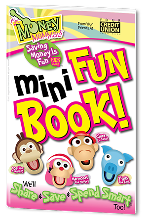 Mini Fun Book - Original Image