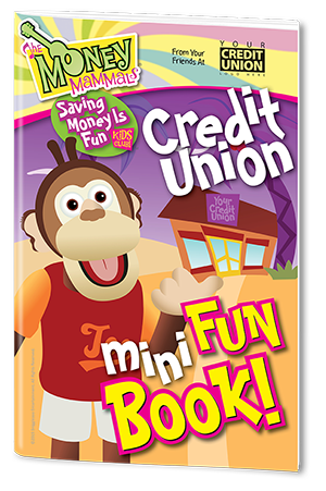 Mini Fun Book - Credit Union version Image