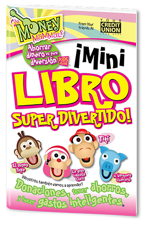 Mini Fun Book - In Spanish Image