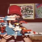 John w lego spaceship